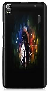 MANNMOHH DESIGNER HARD BACK COVER FOR LENOVO A7000