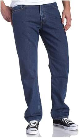 Levi's Men's 505 Big & Tall Straight Leg Regular Fit Jean, Dark Stonewash, 32x38