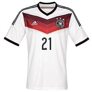 adidas DFB Trikot Home Reus WM 2014 Herren S - 46