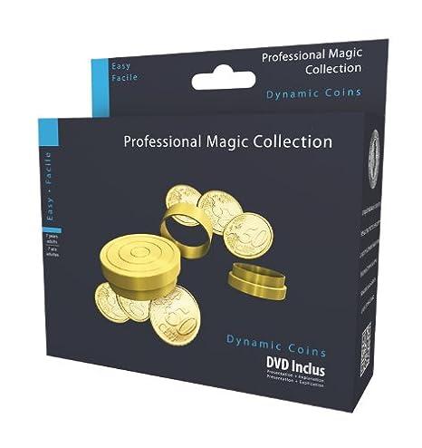 Megagic - 515 - Tour De Magie - Dynamic Coins avec DVD