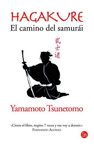 Portada del libro Hagakure. El camino del samurái de Yamamoto Tsunetomo