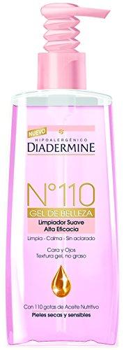 Diadermine Bagnoschiuma, Gel de Belleza Limpiador Suave Pss, 200 ml, 110