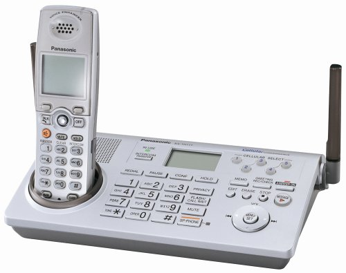 manual for panasonic telephones cordless