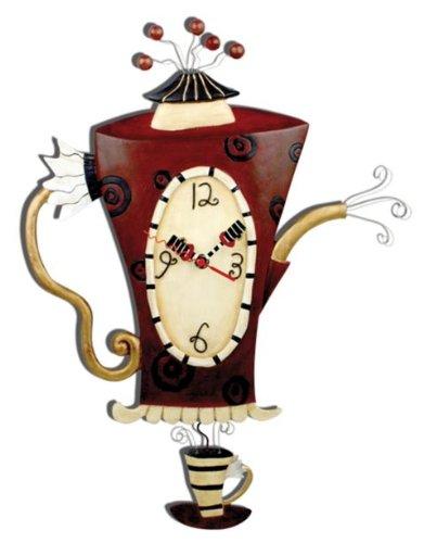 allen-designs-c652-orologio-teiera-bollente-resina-design-di-michelle-allen-42-cm