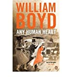 [ ANY HUMAN HEART BY BOYD, WILLIAM](AUTHOR)PAPERBACK William Boyd