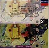 ショスタコーヴィチ : ヴァイオリン協奏曲 第1番 イ短調 作品77