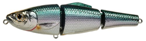 Koppers Herring Blueback Salt Water Lure, 4-1/2-Inch, Silver/Green