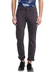 Urban Eagle By Pantaloons Men's Trousers - B01BTTMXR8