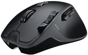Logitech G700 Gaming Lasermaus schnurlos