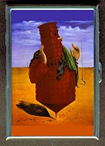 MAX ERNST UBU IMPERATOR ID Holder, Cigarette Case or Wallet: MADE IN USA!