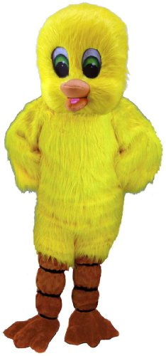 Baby Duck Lightweight Mascot Costume