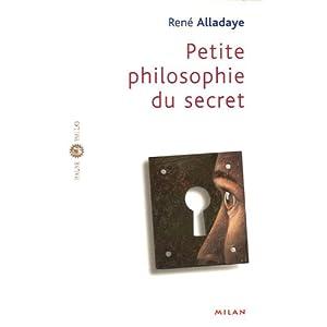 Petite philosophie du secret