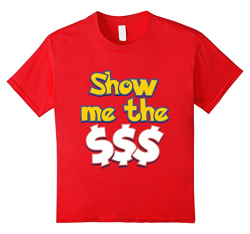 Kids-EmmaSaying-Show-Me-The-Money-Shirt-For-Proud-Greedy-People-Red