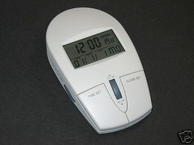 Computermaus mit Datum Temperaturanzeige Datum Wecker v. ARCO