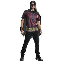 DC Robin Cape Costume Adult Top T-Shirt