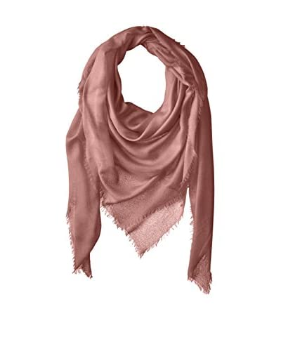 Chan Luu Women's Oversized Cashmere and Modal Scarf, Pale Mauve