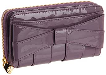 Z Spoke Zac Posen Shirley ZS1133 Wallet,Amethyst,One Size