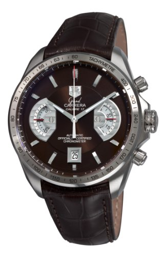 TAG HEUER GRAND CARRERA MENS WATCH CAV511E.FC6231