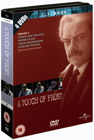 A Touch of Frost [DVD] [Import]