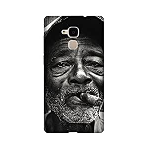 Printrose Huawei Honor 5C back cover High Quality Designer Case and Covers for Huawei Honor 5C Hmmm