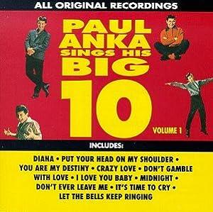 Sings His Big 10, Vol. 01