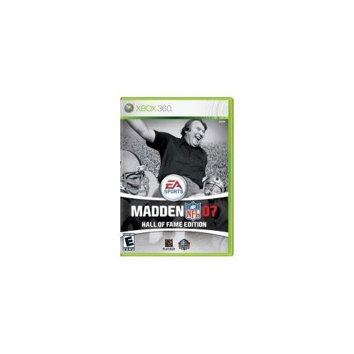Madden NFL 07 Hall Of Fame Edition - 1