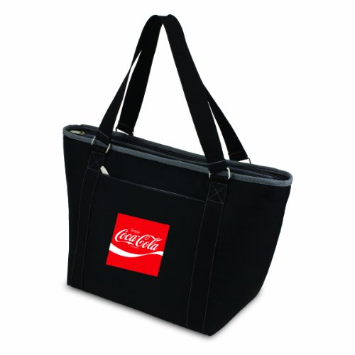 Picnic Time Coca-Cola Topanga Insulated Cooler Tote front-605958