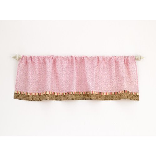 CoCaLo Up and Away Window Valance