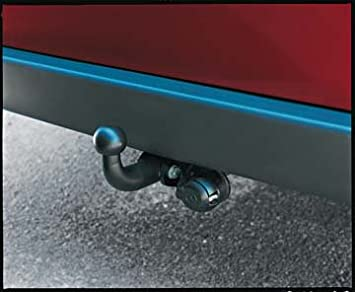 Für Subaru Impreza GH 5-Tür 07-12 Anhängerkupplung abnehmbar+E-Satz 13p