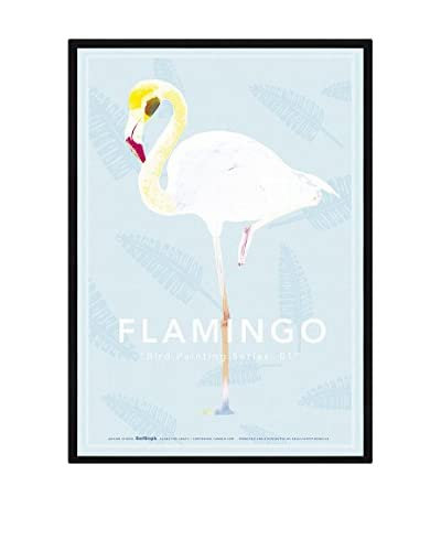Really Nice Things Cuadro Flamingo