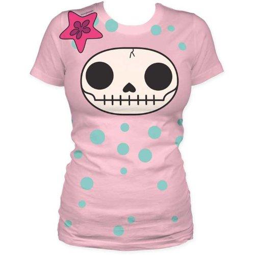 Furrybones - Girls Octopee Tunic In Pink