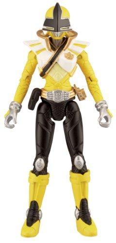 Power Ranger 4inch Figure Super Mega Ranger Earth [Toy] - 1