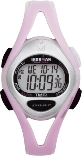 Timex Women's Ironman T Sleek 50-Lap Resin Strap Watch #T5D601