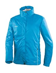 VAUDE women's Escape Bike Jacket III red (Size: 40) rain jacket womens