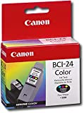 Canon Model BCI-24C Color Ink Tank