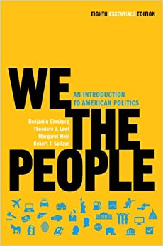 we the people benjamin ginsberg 11th edition pdf