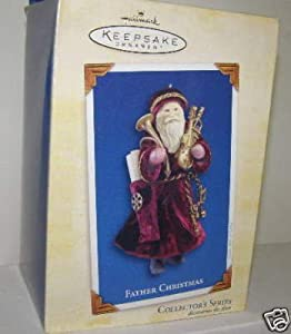 "Amazon.com - Hallmark Keepsake ""Father Christmas ..."