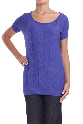 ANTA Q'ULQI - Pullover a maglia in modale MORENA - blu, XL