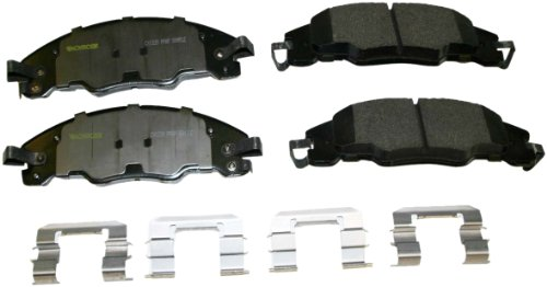 Monroe CX1339 Total Solution Ceramic Brake Pad