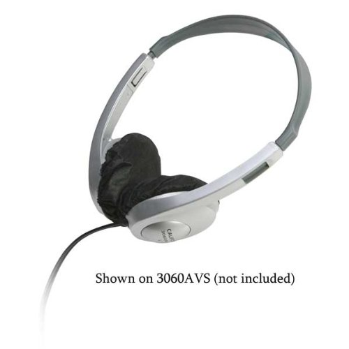 "Disposable Headphone Covers - 2"" To 2.3"" Diameter - 12 Pairs"