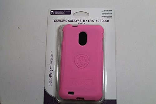 Trident Case PS-EPIC-PK PERSEUS Series Protective Case for Samsung EPIC 4G Touch - 1 Pack - Carrying Case - Retail Packaging - Pink