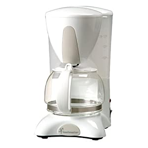 Toastmaster K Cup Coffee Maker Reviews : Amazon.com: Toastmaster TCM4W 4-Cup Automatic Drip ...