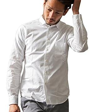 (ビューティーアンドユースユナイテッドアローズ) BEAUTY&YOUTH UNITED ARROWS BY ピン/オックス レギュラーカラー シャツ 12111496602 01 White L
