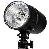 Lúz Flash estroboscópica para  fotografía de estudio CowboyStudio Mono Master Strobe Flash Light 160 watt