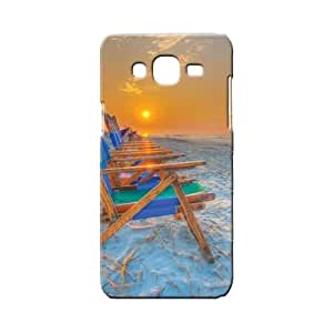G-STAR Designer 3D Printed Back case cover for Samsung Galaxy E7 - G6655