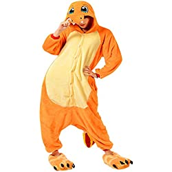 Disfraz Pokemon para adultos Charmander talla M