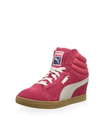 PUMA Women's PC Wedge Basic Sports Sneaker