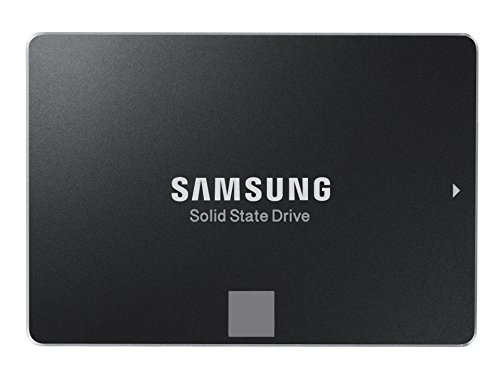 Samsung 850 EVO 500GB 2.5-Inch SATA III Internal SSD (MZ-75E500B/AM)
