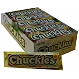 Chuckles Jelly Candy, 2 Ounce Packages, 24 Count