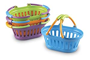 Learning Resources New Sprouts Stack of Baskets